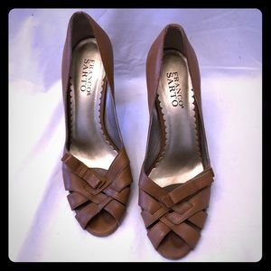 Franco Sarto heels, size 8.5